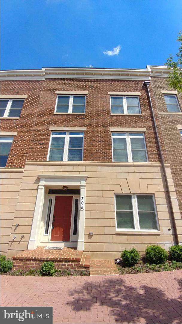 505 Uptown Street, GAITHERSBURG, MD 20878 (MLS #MDMC751052) :: Maryland Shore Living | Benson & Mangold Real Estate