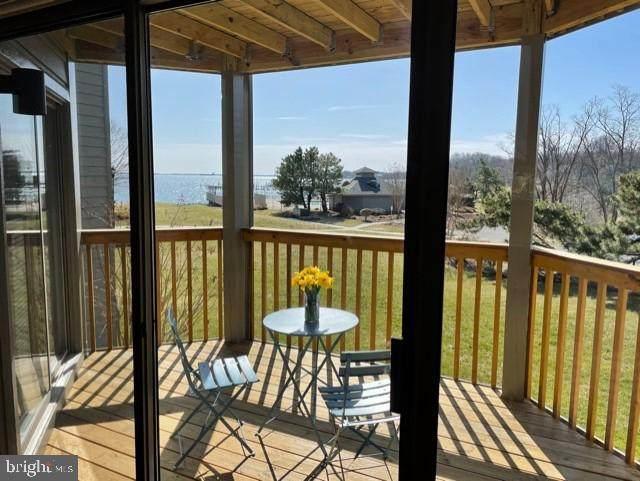2123 Beach Village Court #102, ANNAPOLIS, MD 21403 (#MDAA463666) :: Gail Nyman Group