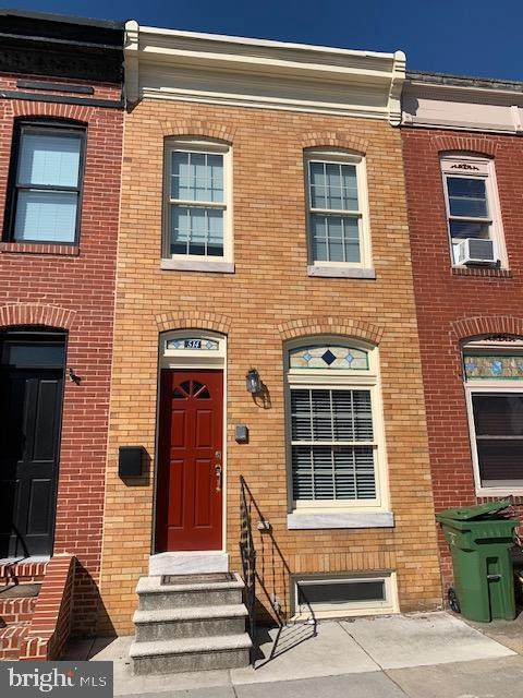 514 S Montford Avenue, BALTIMORE, MD 21224 (#MDBA545422) :: Berkshire Hathaway HomeServices McNelis Group Properties