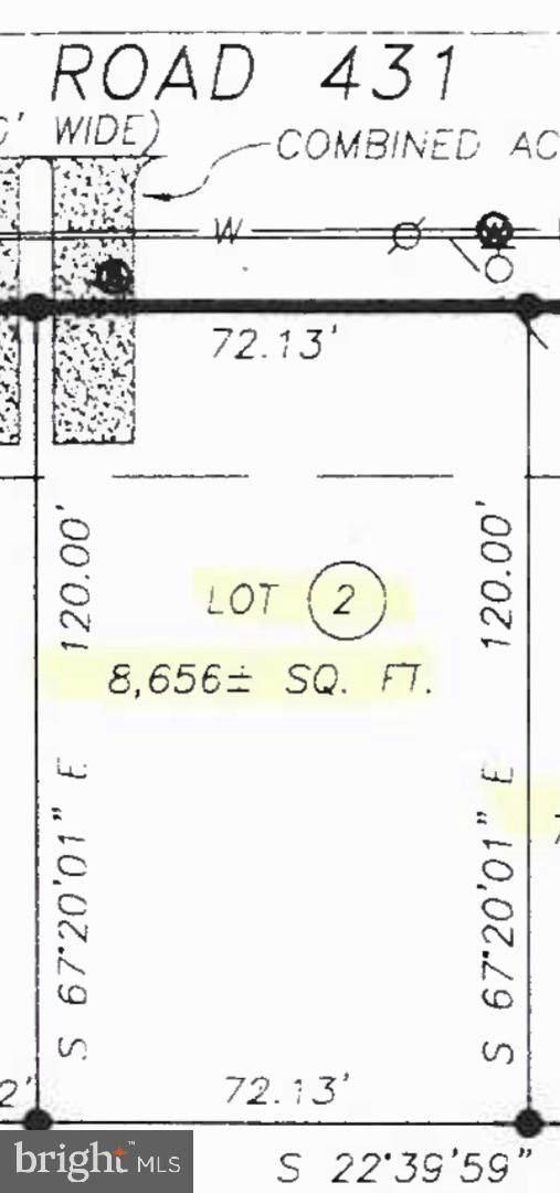 Lot #2 Bedford Street S, GEORGETOWN, DE 19947 (#DESU180322) :: Dawn Wolf Team