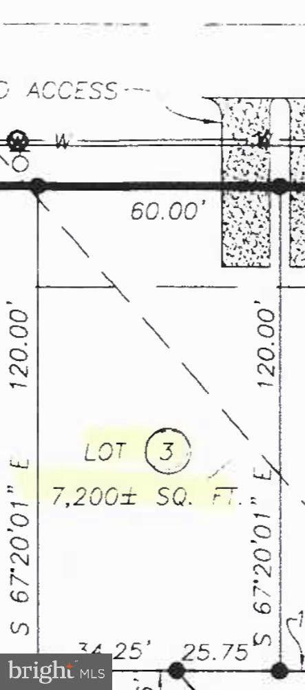 Lot #3 Bedford Street S, GEORGETOWN, DE 19947 (#DESU180328) :: Dawn Wolf Team