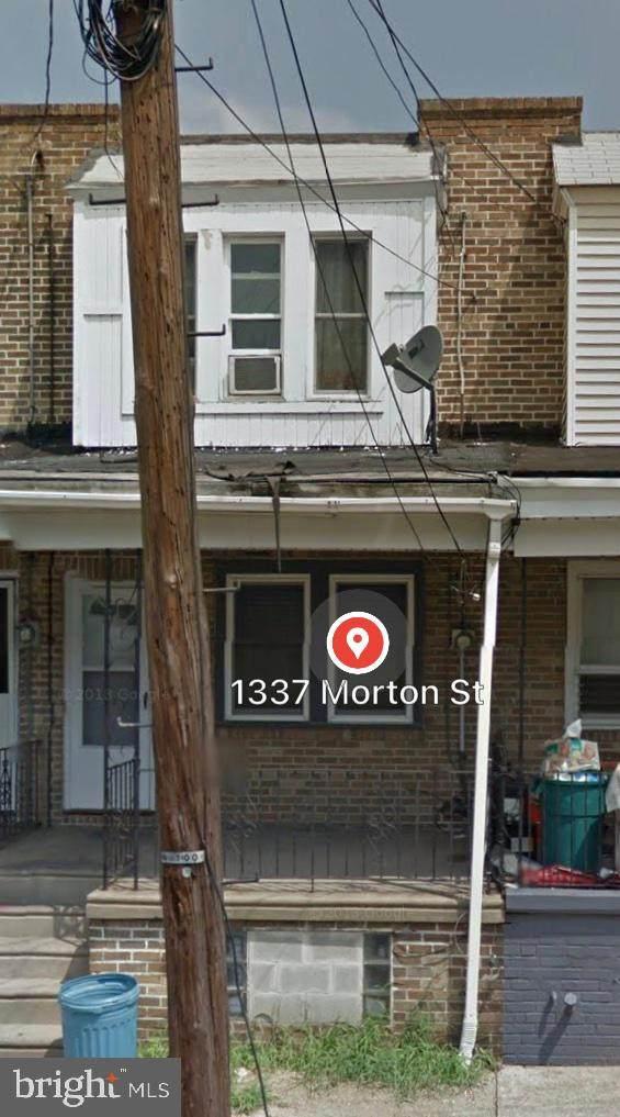 1337 Morton Street, CAMDEN, NJ 08104 (#NJCD416676) :: REMAX Horizons