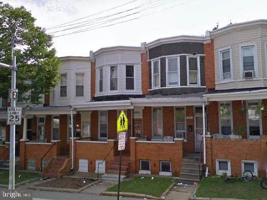 3017 Erdman Avenue, BALTIMORE, MD 21213 (#MDBA545814) :: Advance Realty Bel Air, Inc