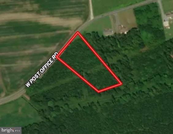 0 W Post Office Road Lot 5, PRINCESS ANNE, MD 21853 (#MDSO104646) :: Arlington Realty, Inc.