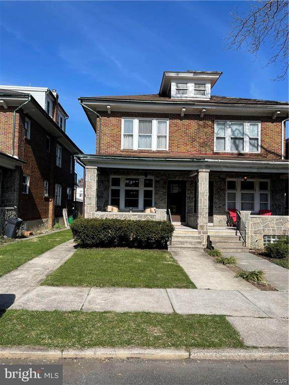 623 N 24TH Street, ALLENTOWN, PA 18104 (#PALH116368) :: Colgan Real Estate