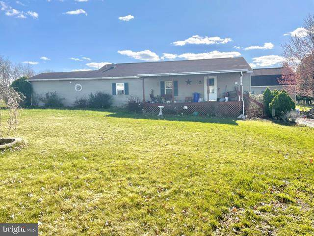 5580 Pinchtown Road, DOVER, PA 17315 (#PAYK155860) :: Century 21 Dale Realty Co