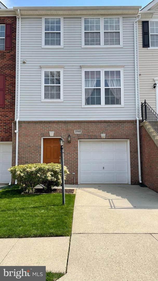 21368 Shady Wood Terrace, BROADLANDS, VA 20148 (#VALO435036) :: Debbie Dogrul Associates - Long and Foster Real Estate