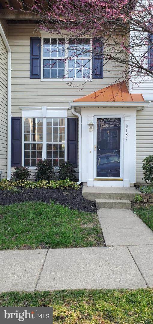 8187 Halley Court, LORTON, VA 22079 (#VAFX1191730) :: Crews Real Estate