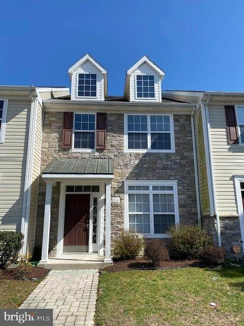 314 Old Squaw Court, CAMBRIDGE, MD 21613 (#MDDO127144) :: Dart Homes