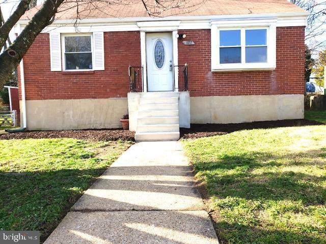 922 Milford Mill Road, BALTIMORE, MD 21208 (#MDBC524742) :: VSells & Associates of Compass