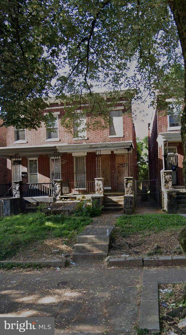 2927 Belmont Avenue, BALTIMORE, MD 21216 (#MDBA546090) :: Lucido Agency of Keller Williams