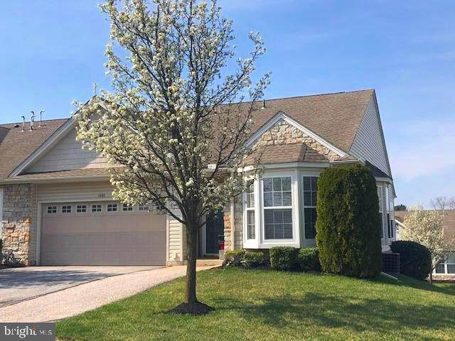 1401 Thistlewood Lane, STEWARTSTOWN, PA 17363 (#PAYK155944) :: Century 21 Dale Realty Co
