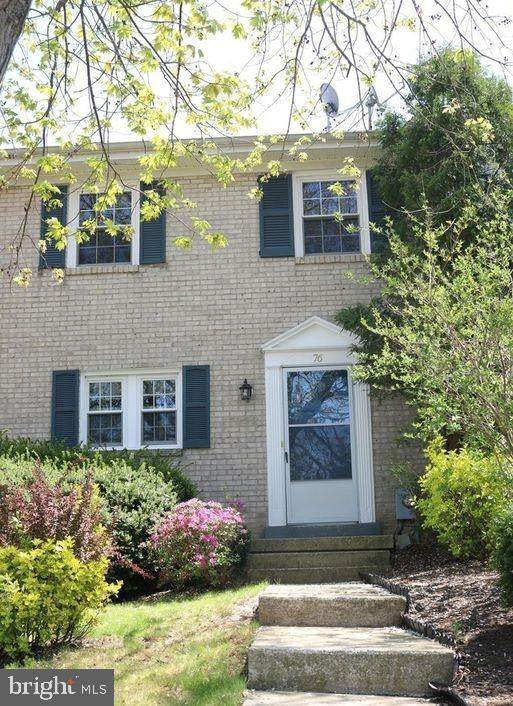 76 Boileau Court, MIDDLETOWN, MD 21769 (#MDFR280420) :: Bob Lucido Team of Keller Williams Lucido Agency