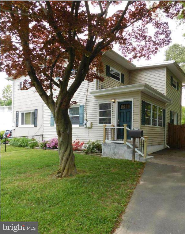 4216 Ardmore Place, FAIRFAX, VA 22030 (#VAFC121258) :: Nesbitt Realty