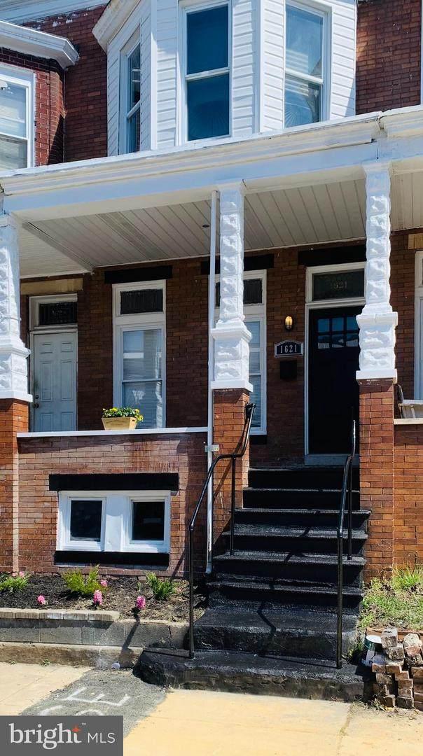 1621 Ruxton Avenue, BALTIMORE, MD 21216 (#MDBA546158) :: ExecuHome Realty