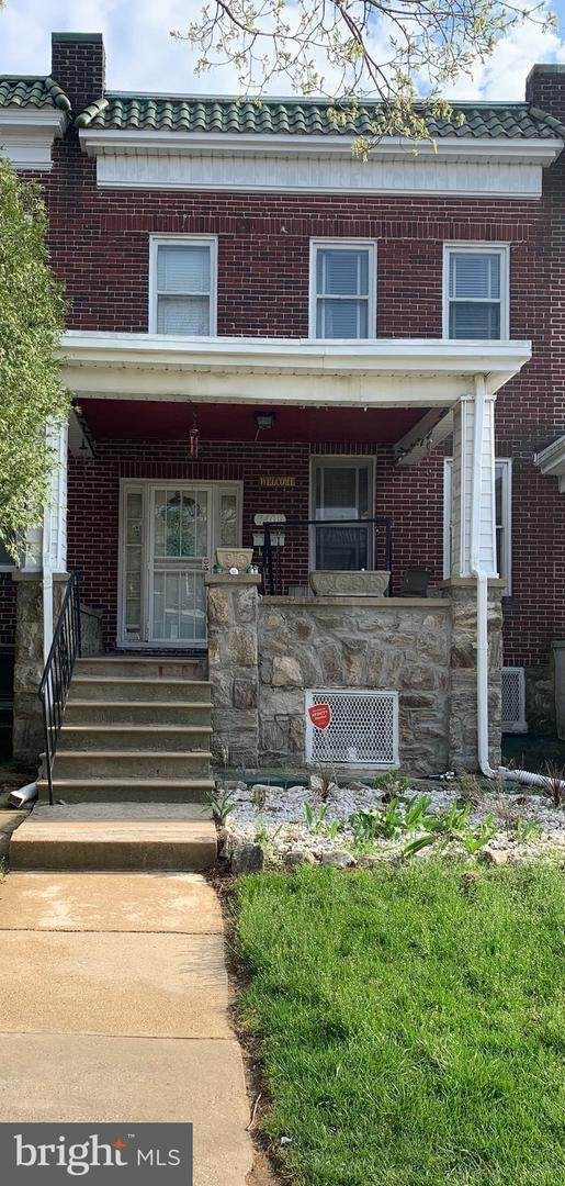 2409 Calverton Heights Avenue, BALTIMORE, MD 21216 (MLS #MDBA546392) :: Maryland Shore Living | Benson & Mangold Real Estate