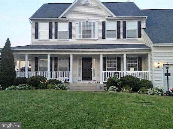 4 Still Spring Court, FREDERICKSBURG, VA 22406 (#VAST231018) :: Tom & Cindy and Associates