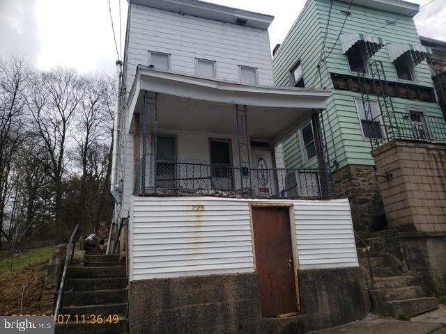 225 Pierce Street, POTTSVILLE, PA 17901 (#PASK134824) :: Realty ONE Group Unlimited