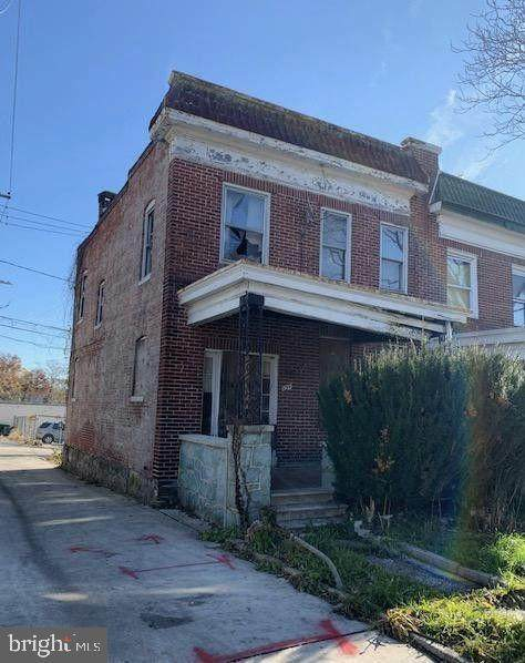 525 Denison Street, BALTIMORE, MD 21229 (#MDBA546618) :: The MD Home Team