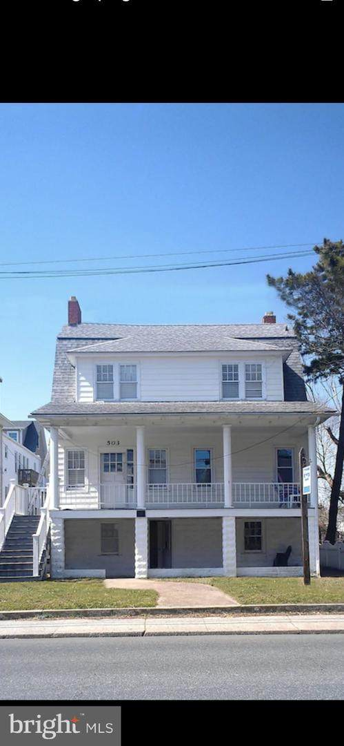 503 N Baltimore Avenue, OCEAN CITY, MD 21842 (#MDWO121624) :: CoastLine Realty