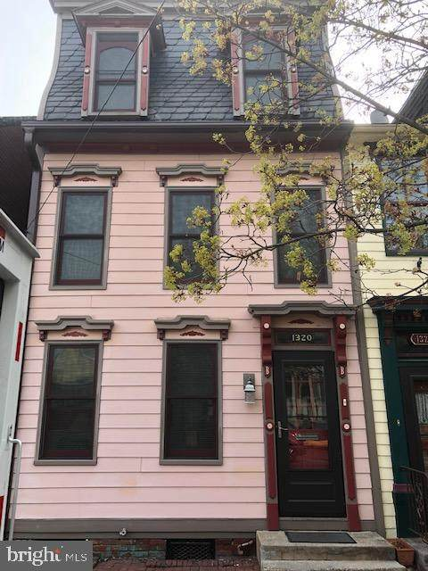 1320 Green Street, HARRISBURG, PA 17102 (MLS #PADA132110) :: Maryland Shore Living | Benson & Mangold Real Estate