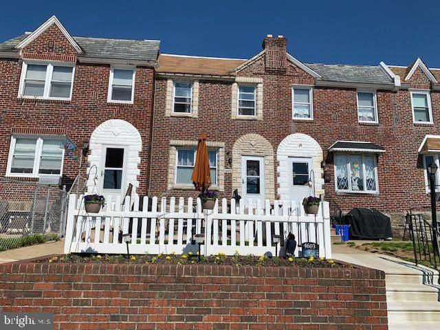 4603 Hartel Avenue, PHILADELPHIA, PA 19136 (#PAPH1005760) :: Keller Williams Realty - Matt Fetick Team