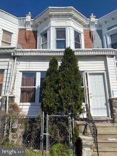 135 S 54TH Street, PHILADELPHIA, PA 19139 (#PAPH1005814) :: Keller Williams Realty - Matt Fetick Team