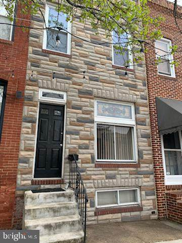 817 S Potomac Street, BALTIMORE, MD 21224 (#MDBA546744) :: Shawn Little Team of Garceau Realty