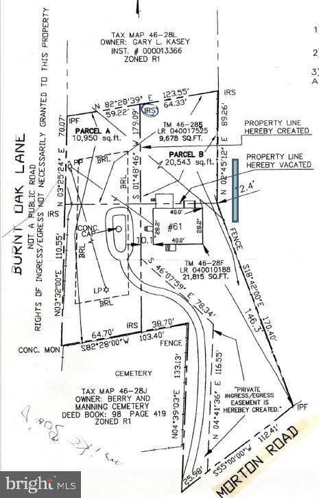 Morton Road, FREDERICKSBURG, VA 22405 (#VAST231138) :: Major Key Realty LLC
