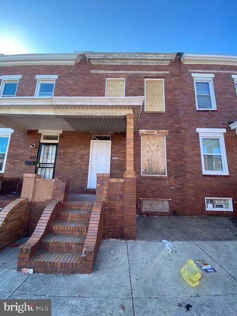 424 N Clinton Street, BALTIMORE, MD 21224 (#MDBA546984) :: Corner House Realty