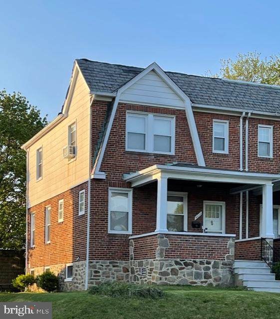 4612 Walther Avenue, BALTIMORE, MD 21214 (#MDBA546998) :: ExecuHome Realty