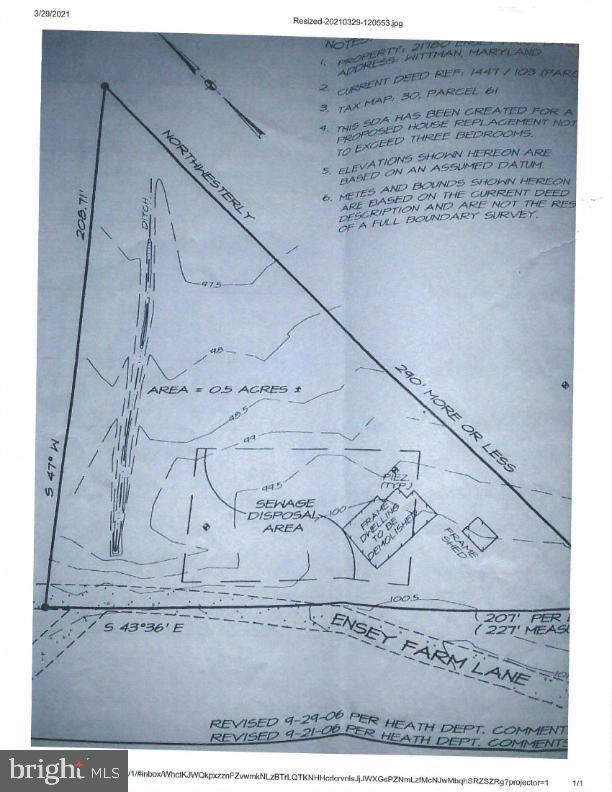 21780 Ensey Farm Lane, WITTMAN, MD 21676 (#MDTA140886) :: Talbot Greenya Group