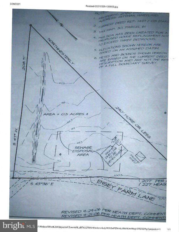 21780 Ensey Farm Lane, WITTMAN, MD 21676 (#MDTA140886) :: Brandon Brittingham's Team