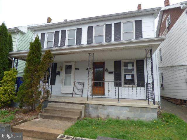 495 Mitchell Avenue, HAGERSTOWN, MD 21740 (#MDWA179020) :: Dart Homes