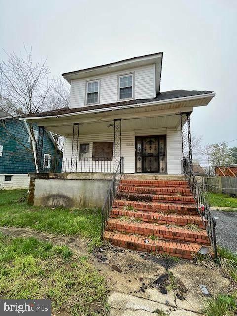 2913 Thorndale Avenue, BALTIMORE, MD 21215 (#MDBA547212) :: Revol Real Estate