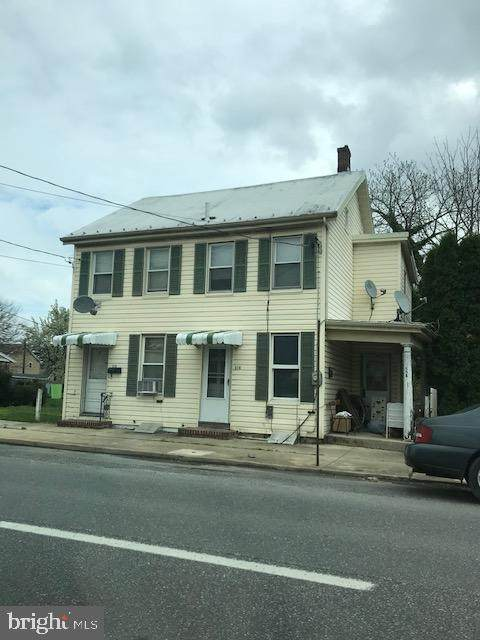 536-538 S Main Street, CHAMBERSBURG, PA 17201 (#PAFL179290) :: Liz Hamberger Real Estate Team of KW Keystone Realty