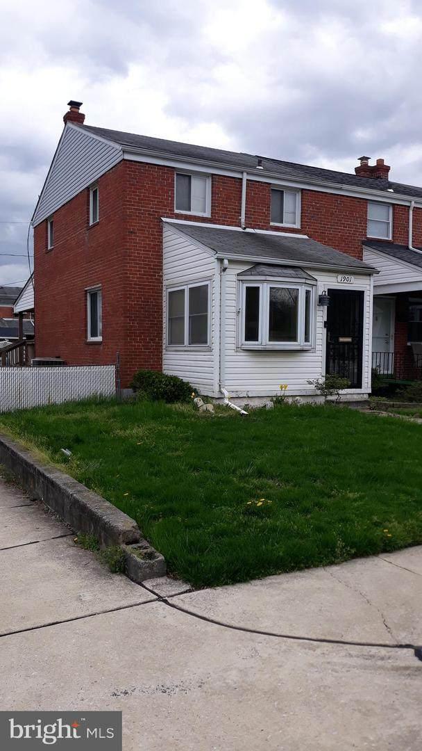 1901 Merritt Boulevard, BALTIMORE, MD 21222 (#MDBC525970) :: Crossman & Co. Real Estate