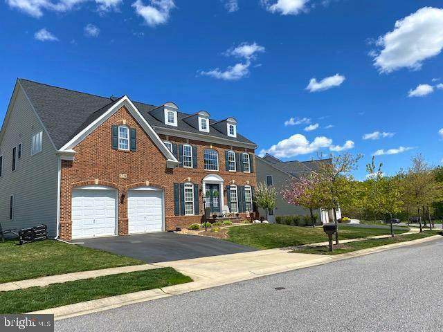 1712 Macoun Court, ODENTON, MD 21113 (#MDAA465378) :: Potomac Prestige
