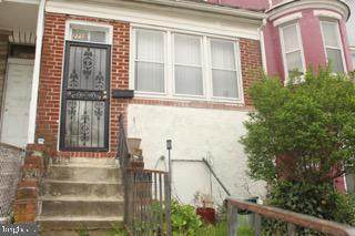 2715 W North Avenue, BALTIMORE, MD 21216 (#MDBA547636) :: Mortensen Team
