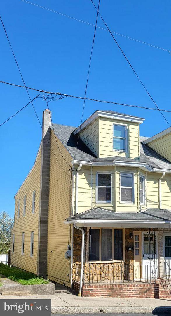 619 N 2ND Street, MINERSVILLE, PA 17954 (#PASK134970) :: The Joy Daniels Real Estate Group
