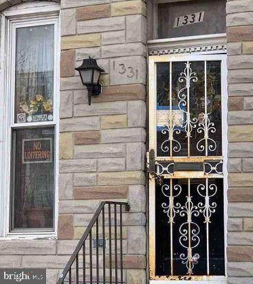 1331 N Fulton Avenue, BALTIMORE, MD 21217 (#MDBA547870) :: Berkshire Hathaway HomeServices McNelis Group Properties
