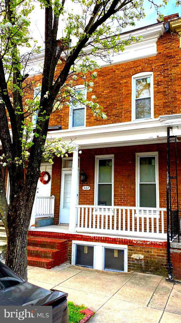 507 E 35TH Street, BALTIMORE, MD 21218 (MLS #MDBA547920) :: Maryland Shore Living | Benson & Mangold Real Estate