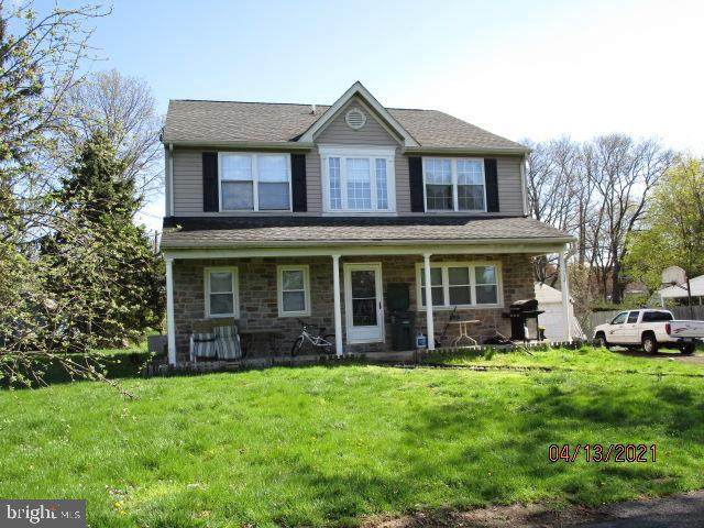 532 Walnut Avenue, FEASTERVILLE TREVOSE, PA 19053 (#PABU525316) :: Jason Freeby Group at Keller Williams Real Estate