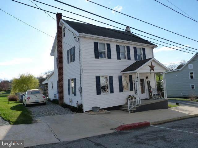 33 N Main Street, SMITHSBURG, MD 21783 (#MDWA179192) :: Dart Homes