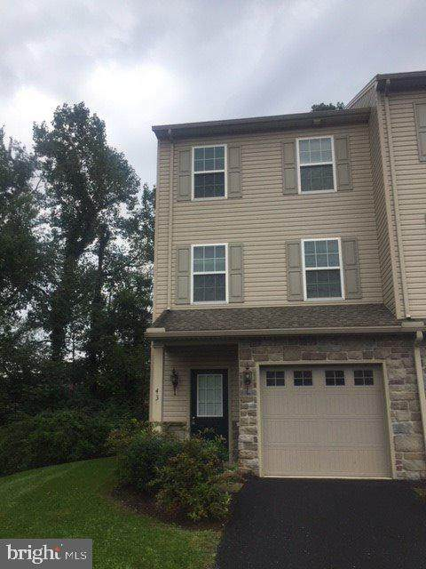 43 Crooked Drive, ENOLA, PA 17025 (MLS #PACB134124) :: Maryland Shore Living | Benson & Mangold Real Estate