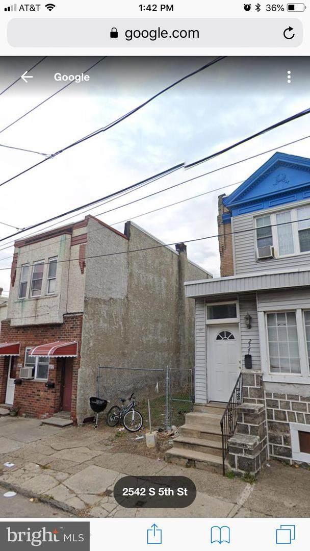 2539 S 5TH Street, PHILADELPHIA, PA 19148 (#PAPH1009458) :: Erik Hoferer & Associates