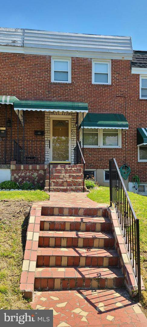 4807 Sinclair Lane, BALTIMORE, MD 21206 (#MDBA548108) :: The Licata Group / EXP Realty