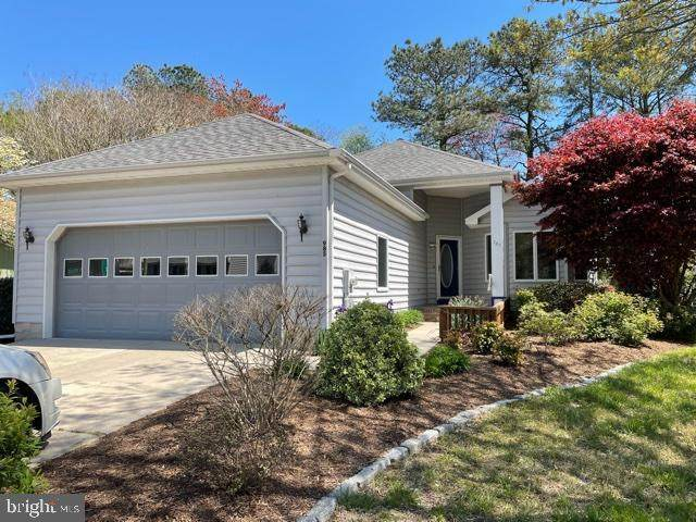 985 Hawksbill Street, BETHANY BEACH, DE 19930 (#DESU181684) :: Bowers Realty Group