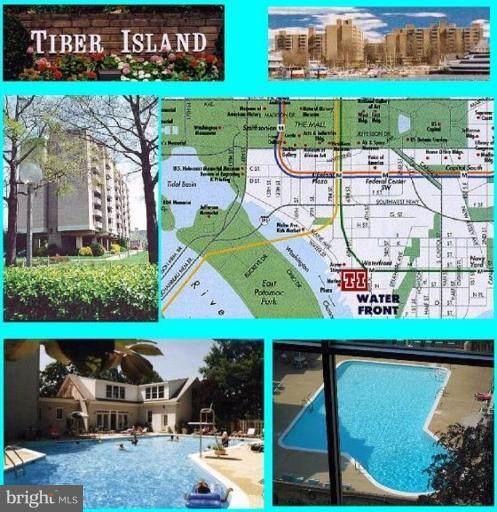 430 M Street SW N-810, WASHINGTON, DC 20024 (#DCDC518680) :: Corner House Realty