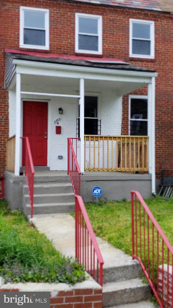 5328 Beaufort Avenue, BALTIMORE, MD 21215 (#MDBA548462) :: Bruce & Tanya and Associates